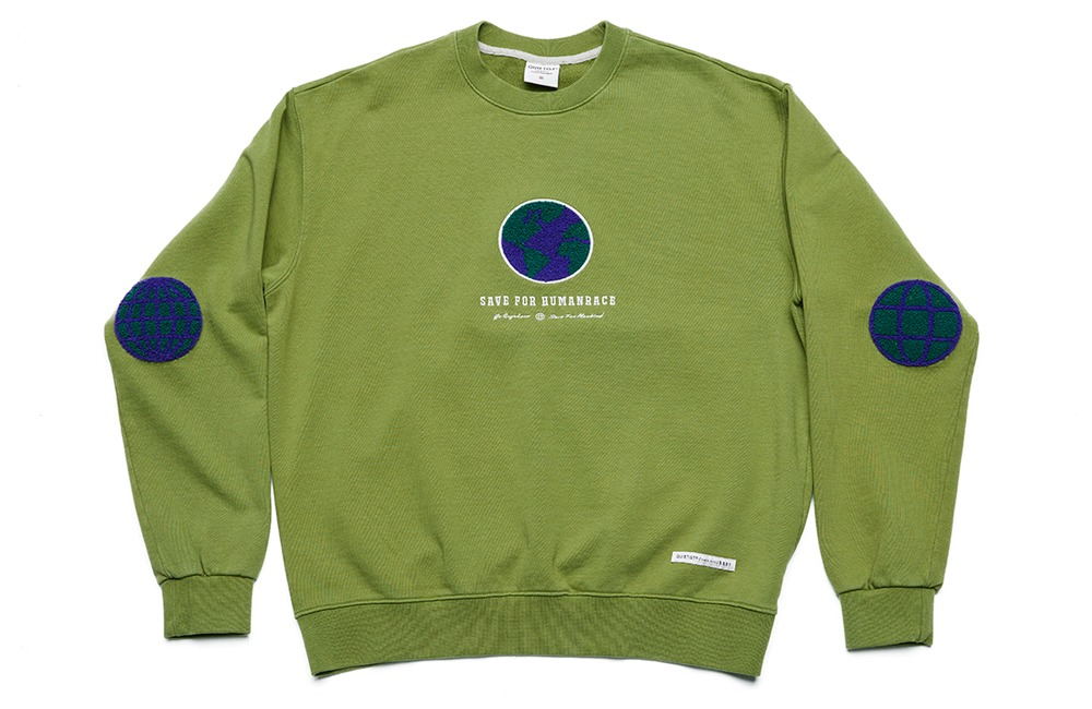 Save For Human-race Sweat (olive)